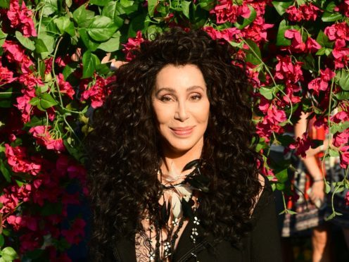 Cher appears in Mamma Mia! Here We Go Again (Ian West/PA)