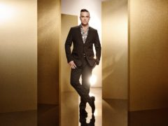 Robbie Williams is set to perform a duet with one X Factor hopeful in his first episode as a judge (Ray Burmiston/Thames/Syco/ITV/PA)