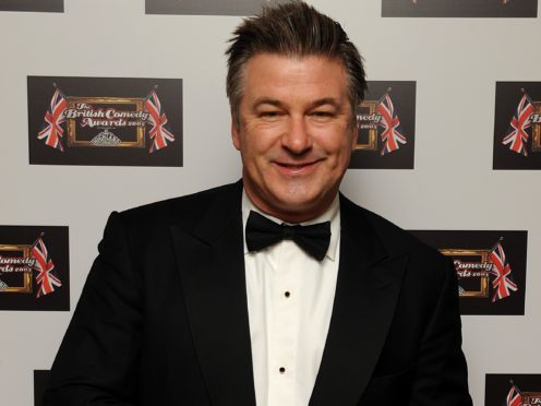 Alec Baldwin has withdrawn from his role as Batman's father in the upcoming Joker film (Ian West/PA)
