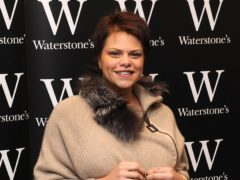 Jade Goody will be the subject of a new Channel 4 series (Ian West/PA)