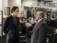 Ben Chaplin and David Suchet star in Press (Lookout Point/Colin Hutton)