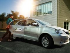 Ola is to launch in the UK (Ola/PA)