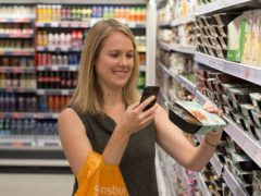 Shoppers are being given the chance to avoid checkouts (Sainsbury's)