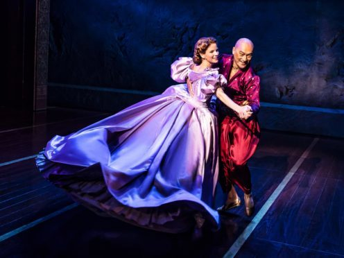The London Palladium production of The King And I will be shown in cinemas (Matthew Murphy)