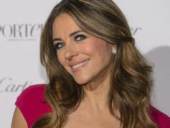Elizabeth Hurley's dog was run over by an Amazon delivery driver, her sister has said (Matt Crossick/PA)