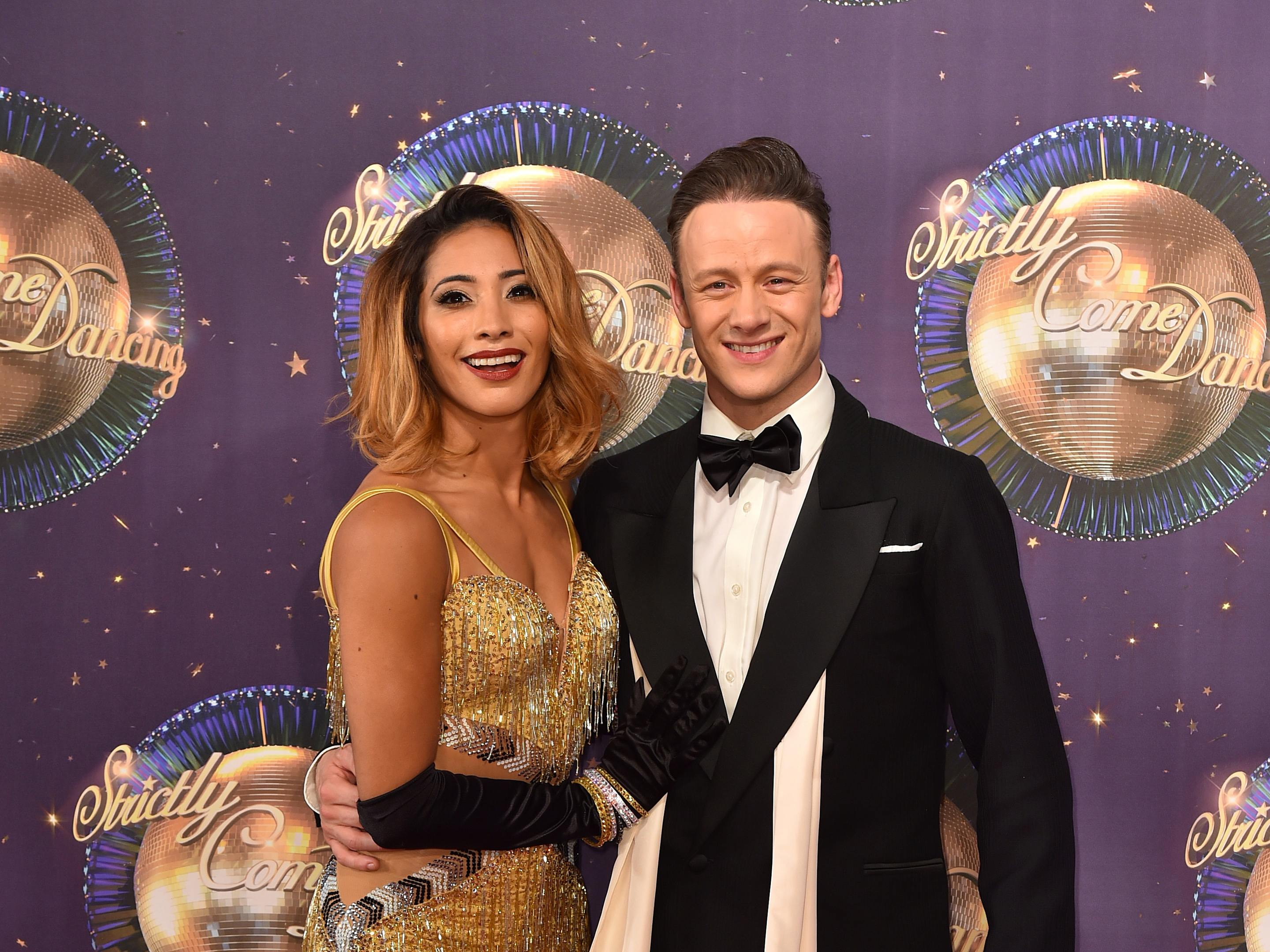 Strictly Come Dancing's Karen and Kevin Clifton announce split after three years of marriage