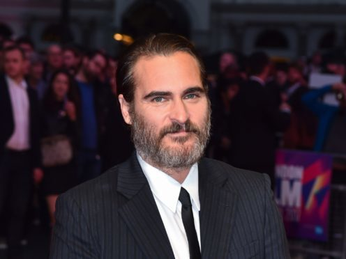 Joaquin Phoenix will play the Joker (PA)