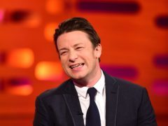 Jamie Oliver chased the would-be thief down the street while neighbours called 999, the Daily Mirror reports (Ian West/PA)