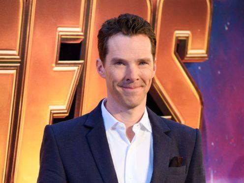Benedict Cumberbatch will also produce the film (Matt Crossick/PA)