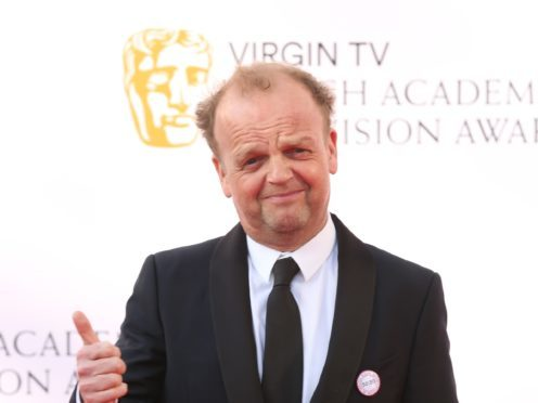 Casting announced for Toby Jones' new dark comedy series Don't Tell The Driver (Isabel Infantes/PA)