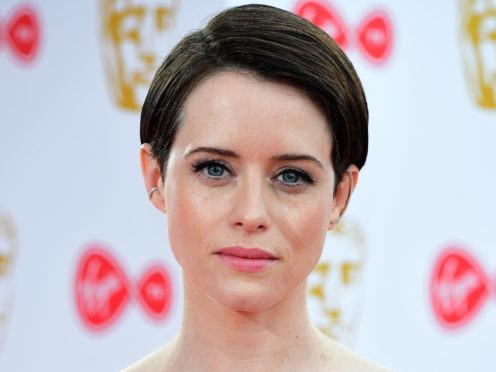 Claire Foy (Ian West/PA)