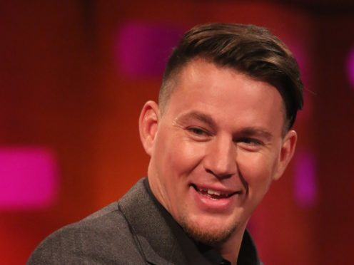 Channing Tatum wants to appear in more animated films so his daughter can watch his work (Isabel Infantes/PA)