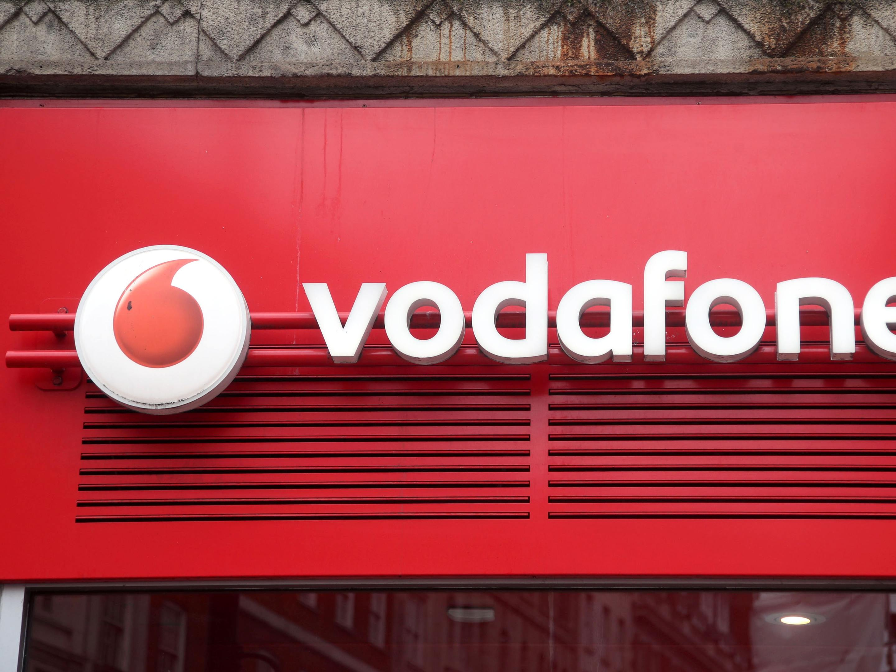important stocks including vodafone - HD 2048×1152