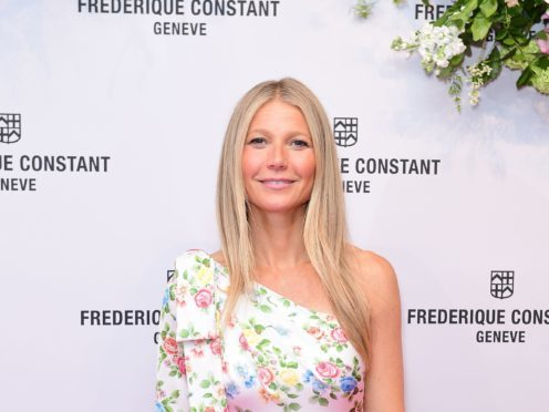 Apple Is Gwyneth Paltrow's Twin Now!