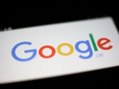 Google (Yui Mok/PA)