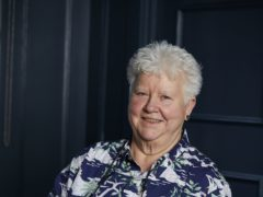 Val McDermid, who is one of the judges for the 2018 Man Booker Prize.