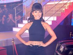 Roxanne Pallett has stepped down from her radio show (Ian West/PA)
