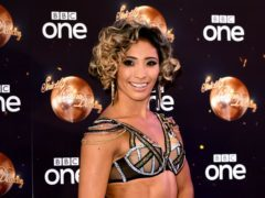 Strictly's Karen Clifton split from her husband Kevin (Ian West/PA)