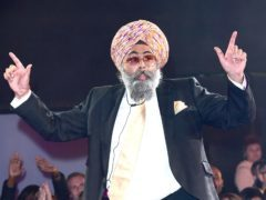 Hardeep Singh Kohli has been evicted (Ian West/PA)