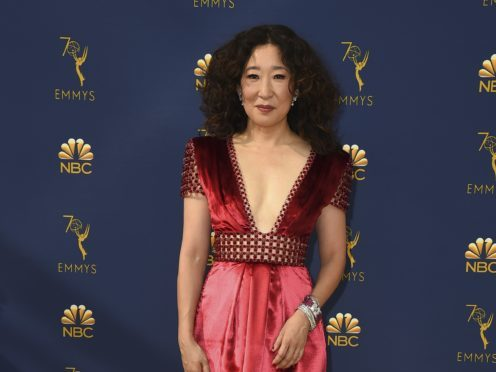 Fans were left disappointed after Sandra Oh missed out on an Emmy (Jordan Strauss/Invision/AP)