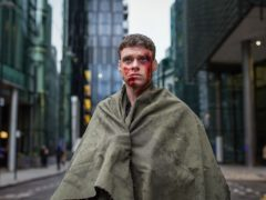 Richard Madden as David Budd in the finale of BBC One drama Bodyguard (Sophie Mutevelian/World Producti)