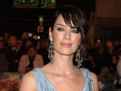 Lena Headey arriving for the UK Premiere of 300, at the Vue West End in central London. (Ian West/PA)