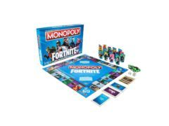Fortnite Monopoly (Hasbro/Epic Games)