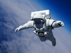 A stock image of an astronaut – (1971yes/Getty Images)