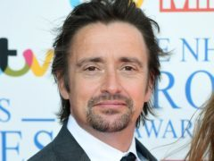 Richard Hammond has said he is lucky to have the career that he does. (Ian West/PA)