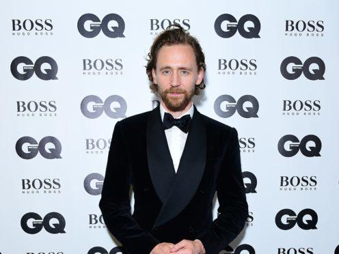 Tom Hiddleston will perform at the gala celebrating Harold Pinter (Ian West/PA)