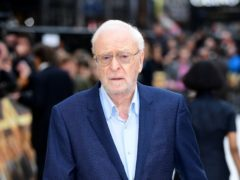 """Sir Michael Caine has said he was aware of the """"casting couch"""" when he started out in film. (Ian West/PA)"""
