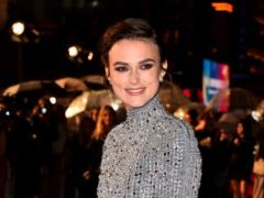 Keira Knightley says she no longer wants wife or girlfriend parts (Matt Crossick/PA)