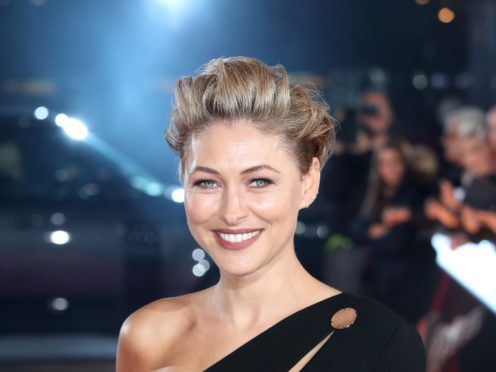 The Voice presenter Emma Willis (Peter Byrne/PA)