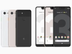 Pixel 3 and Pixel 3 XL (Google)