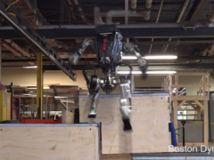 The Atlas robot performing (Boston Dynamics)
