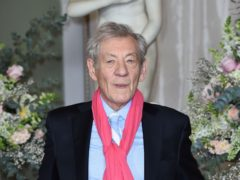 Sir Ian McKellen has spoken of the influence of regional theatre during his early years (Matt Crosick/PA)