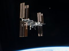 The International Space Station (Nasa/PA)