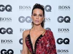 Hollywood actress Kate Beckinsale has backed decriminalisation of abortion in Northern Ireland (Ian West/PA)