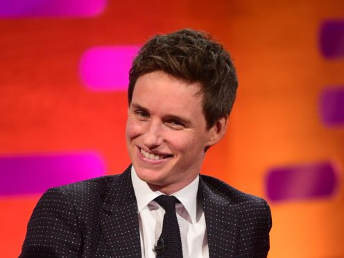 Eddie Redmayne revealed he had a passion for magic as a child (Ian West/PA)