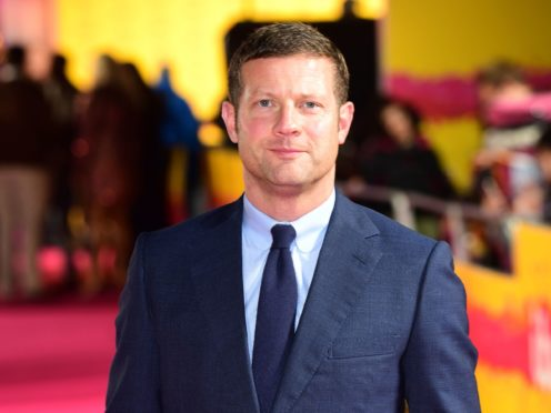Dermot O'Leary will host the final of X Factor this weekend (Ian West/PA)