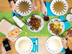 Ikea's famous meatballs come to Uber Eats (Uber Eats/PA)
