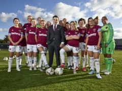 A football manager aged 19 is the subject of a new BBC Three series (BBC Three/Curious Films)