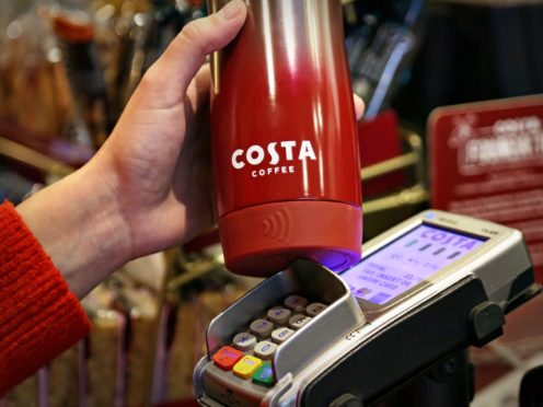(Costa Coffee)