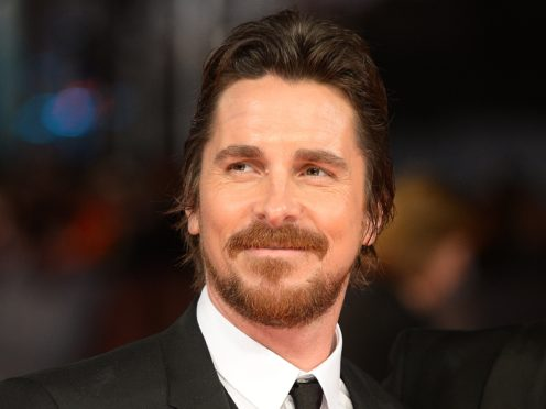 Christian Bale and Bradley Cooper will go head-to-head at the 25th Screen Actors Guild Awards (Dominic Lipinski/PA)