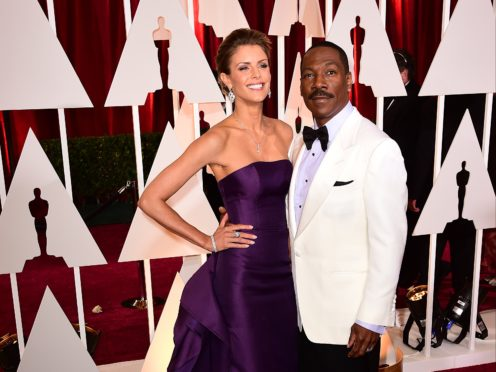 Eddie Murphy and Paige Butcher have welcomed their second child together (Ian West/PA)