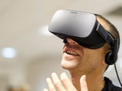 MPs will look into the impact of virtual reality on the future of sport, entertainment and news (Frantzesco Kangaris/PA)