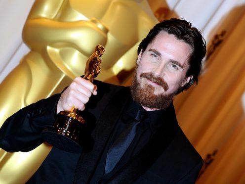 Christian Bale (Ian West/PA)