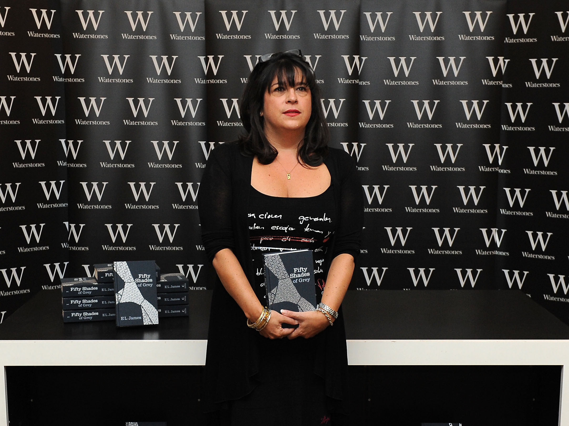 Fifty Shades author EL James to publish The Mister ...