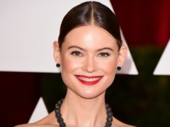 Behati Prinsloo and her husband Adam Levine fell in love over email (Ian West/PA)