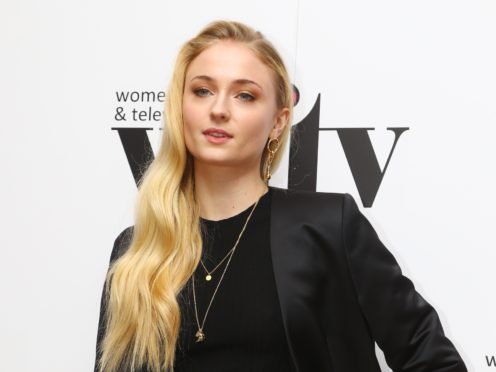 Sophie Turner Calls Out Piers Morgan for His Tweets About Mental Health